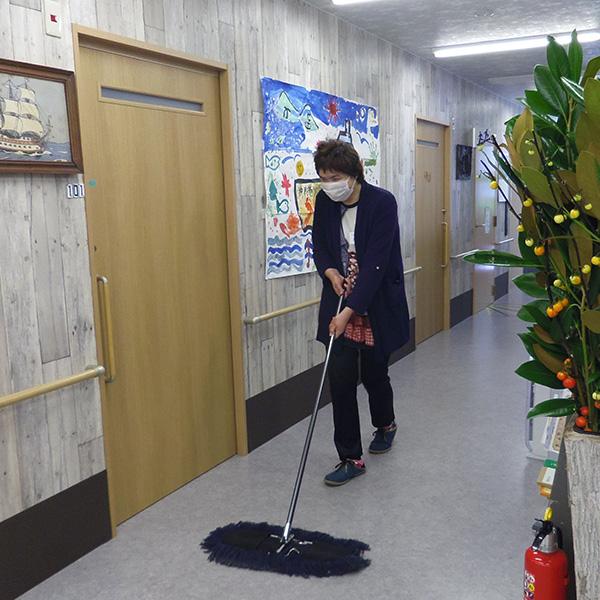 高齢者施設・清掃など
